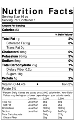 nutrition-info_morning-yellow